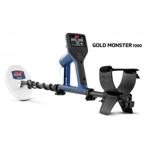 МЕТАЛЛОДЕТЕКТОР MINELAB GOLD MONSTER 1000